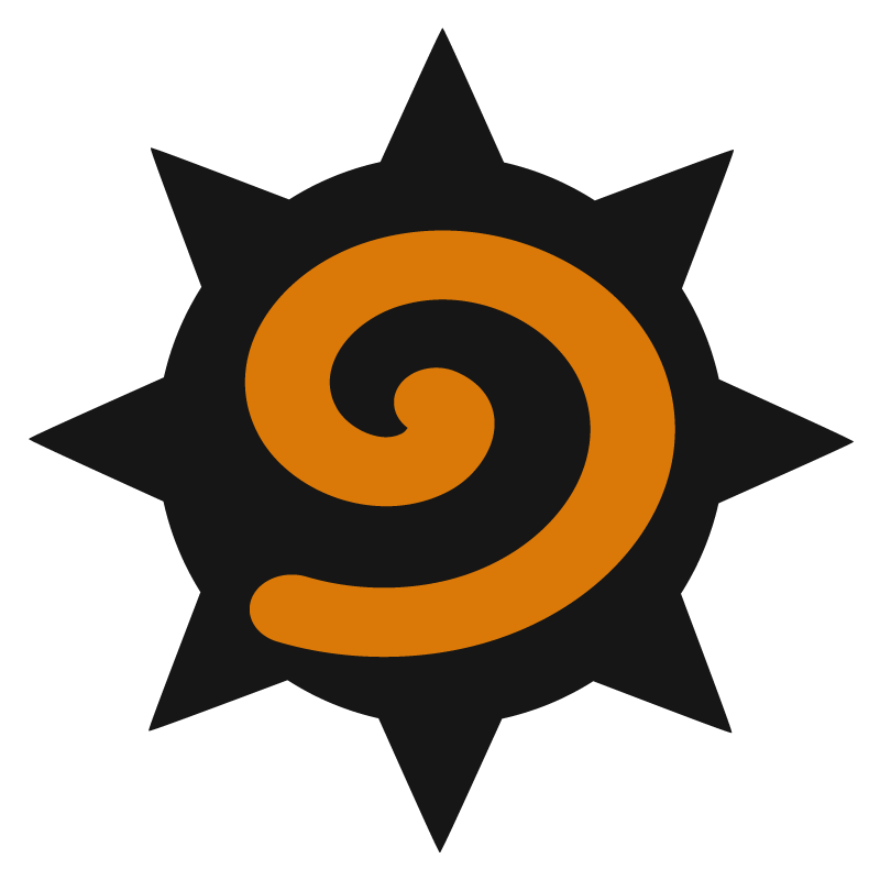 Hearthstone cards rating logo