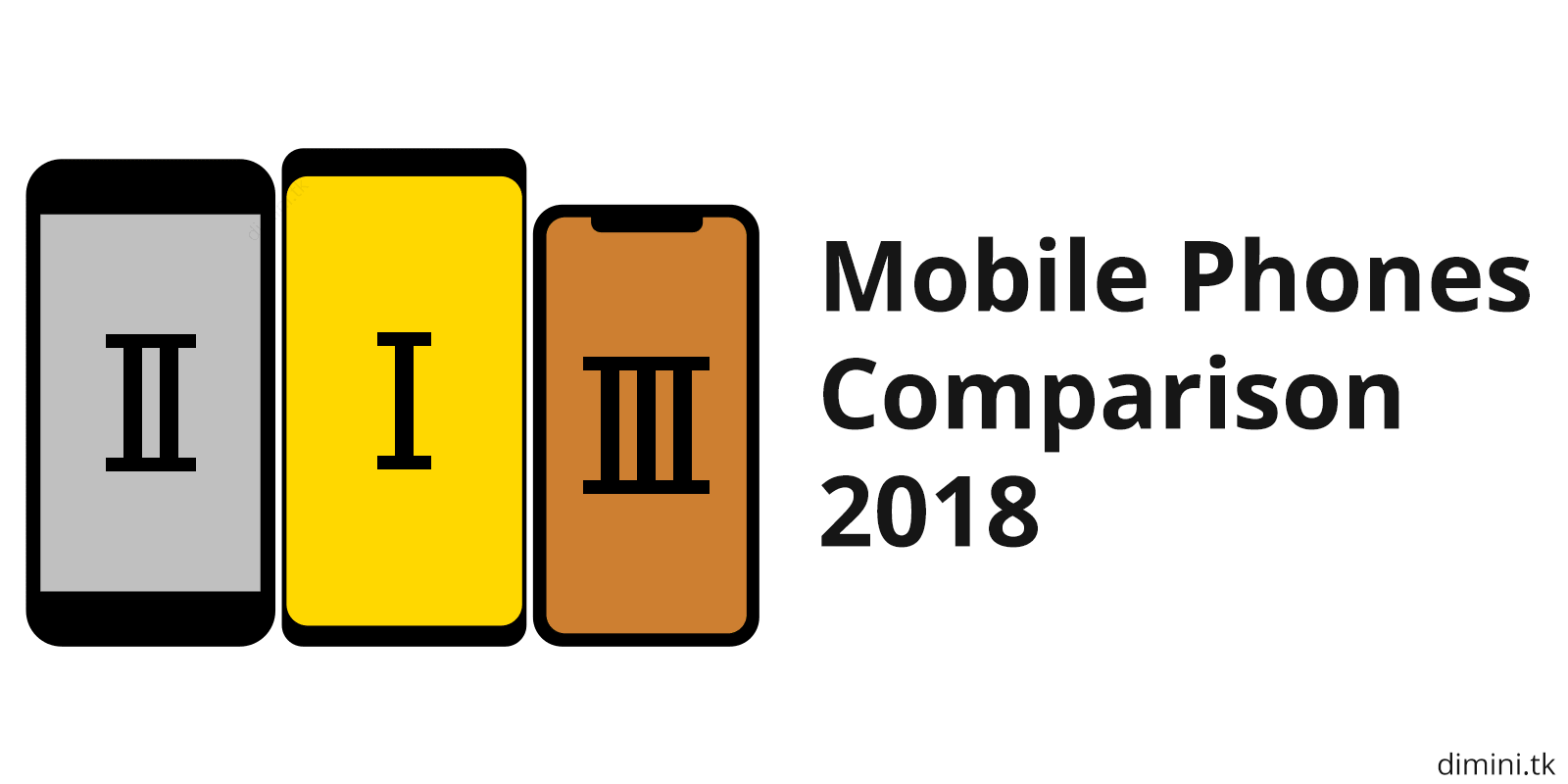 Mobile Phone Comparison logo