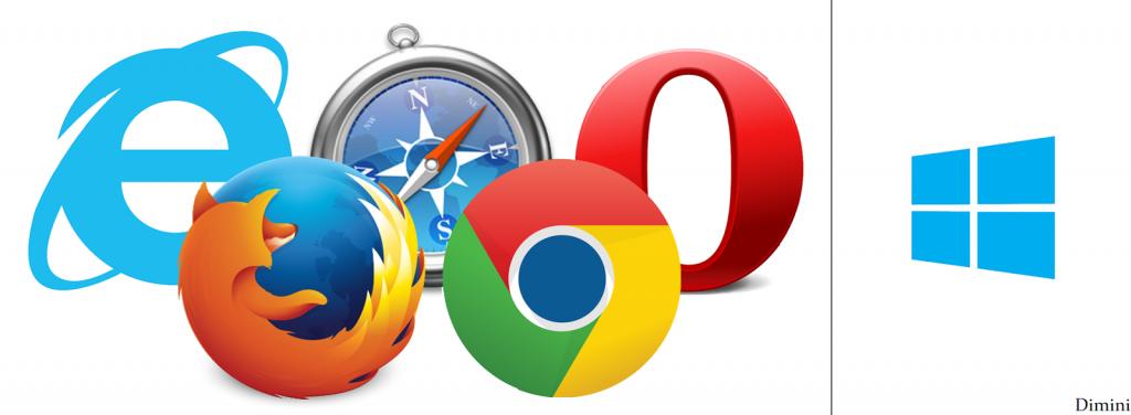 browsers olympics - windows
